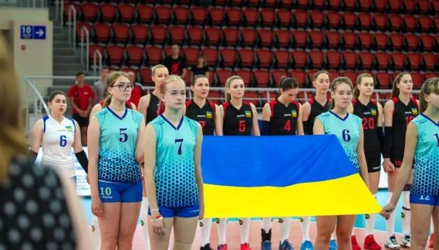 Українські волейболістки обіграли Чехію в Золотій Євролізі