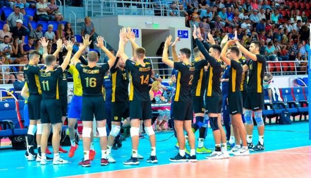 Волейболісти збірної України обіграли команду Фінляндії в Золотій Євролізі