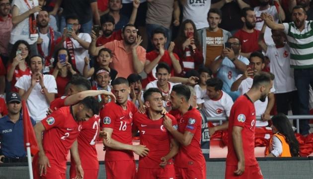 Франція програла у Туреччині, Хорватія обіграла Вельс у відборі на футбольне Євро-2020