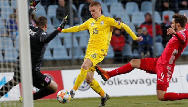 Букмекери зробили прогноз на матч Україна - Люксембург