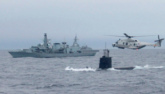 НАТО проводить масштабні морські маневри у високих широтах