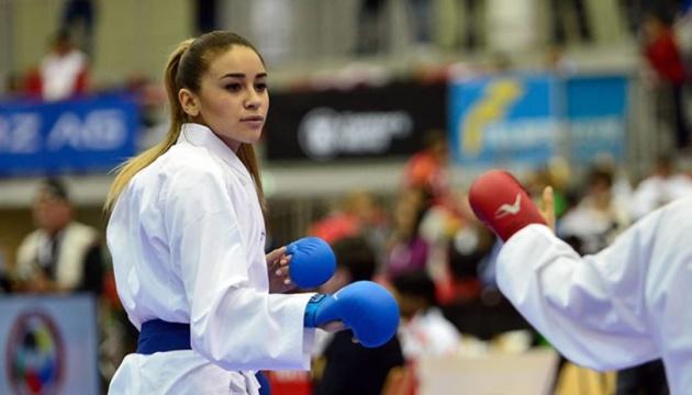 Anzhelika Terliuga wins Karate 1 Premier League in Lisbon