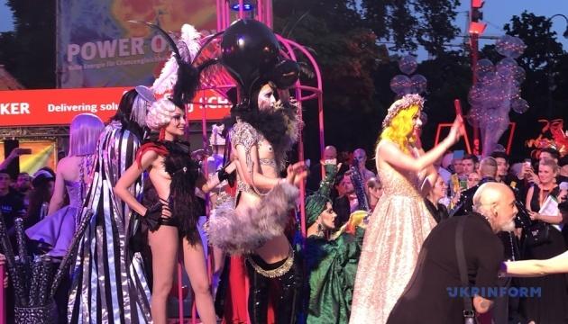 Давка во время прайд-парада в США: есть пострадавшие
