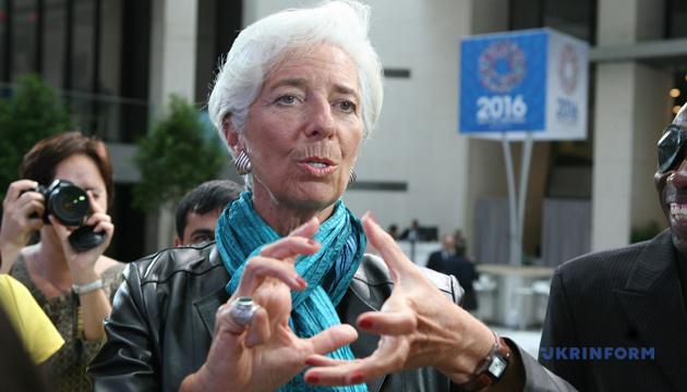Європарламент рекомендував Крістін Лагард на посаду голови ЄЦБ