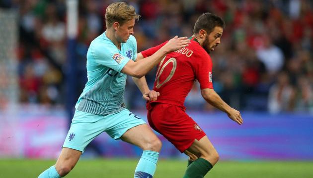 Сілва визнаний кращим гравцем Ліги націй УЄФА, Роналду — кращим бомбардиром