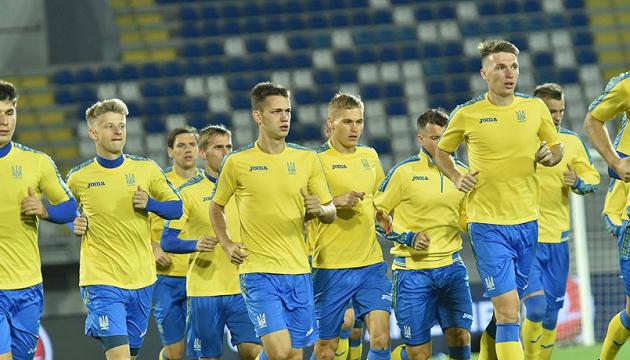 Андрій Шевченко оголосив склад на матчі проти Естонії та Сербії