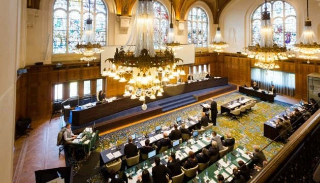 Hearing in Ukraine v. Russia arbitration starts in Permanent Court of Arbitration in The Hague