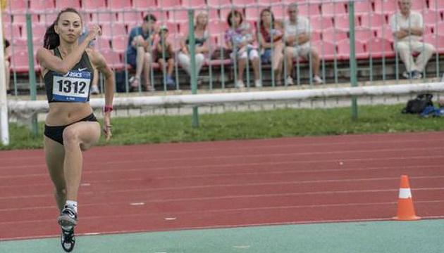 Легкоатлетка Геращенко перемогла у Німеччині з кращим результатом сезону в світі