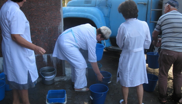 У Білій Церкві організують десяток пунктів по доставці питної води