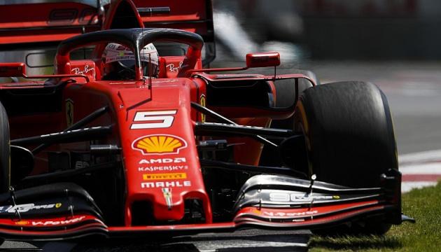Формула-1: Феттель став гонщиком дня на Гран-прі Канади попри втрату перемоги