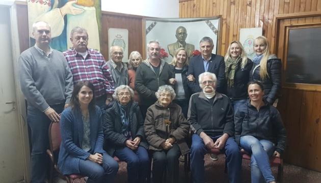 Філія УКТ «Просвіта» в аргентинській Вілла Аделіна обрала нову управу