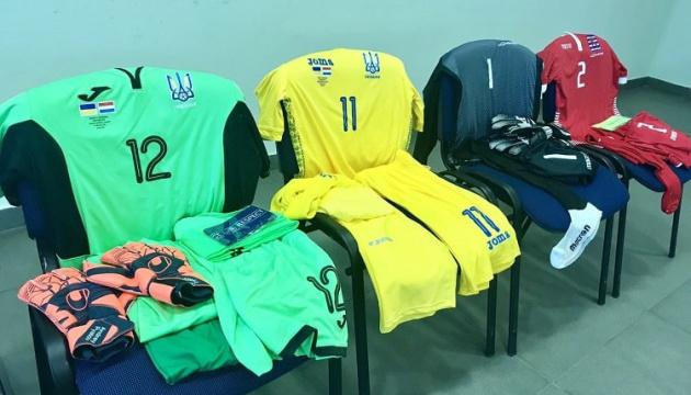 Україна і Люксембург визначилися з формою футболістів на гру у Львові