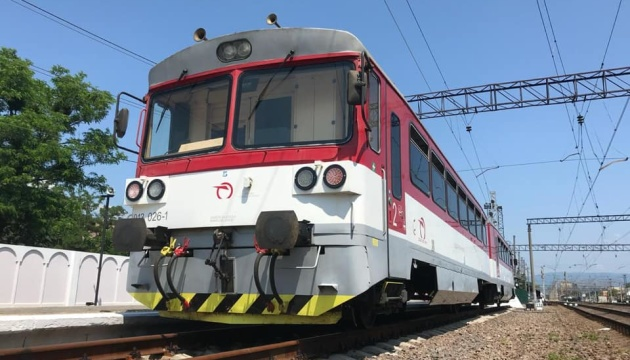 Почав курсувати поїзд Мукачево – Кошице