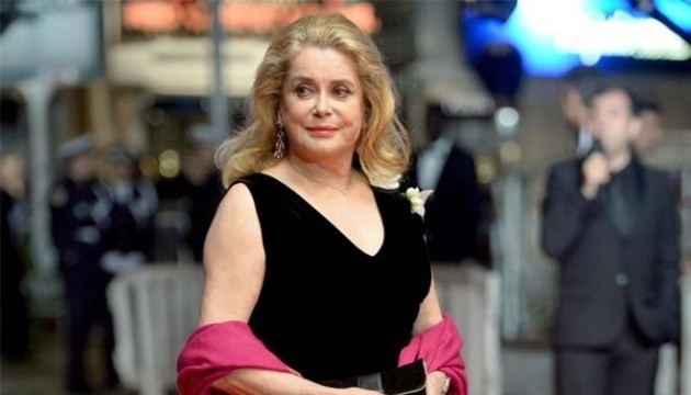 Catherine Deneuve is special guest of 10th Odesa International Film Festival