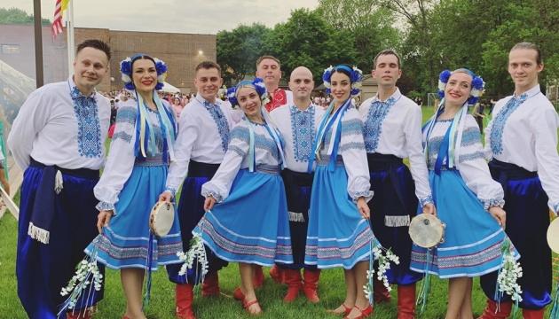 «Червона Рута 2019» у Чикаго відкрила сезон українських фестивалів у США