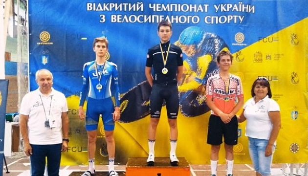 Спортсмен із Чернігова переміг на чемпіонаті України з велоспорту серед юніорів