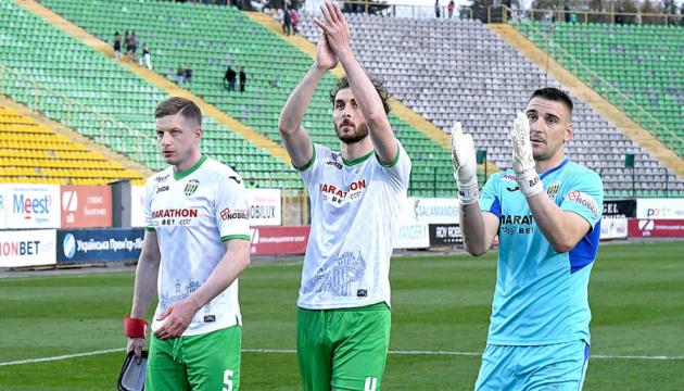 """Футболісти львівських """"Карпат"""" пішли у відпустку до 20 червня"""