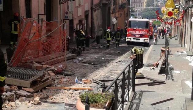 Мер Рима постраждав від потужного вибуху