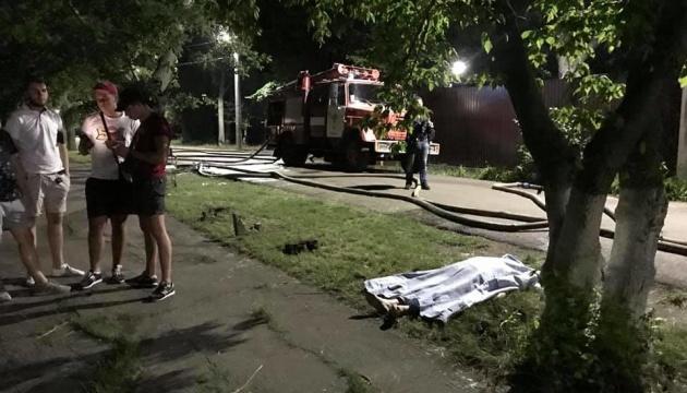 В Одесі горить психіатрична лікарня: є жертви