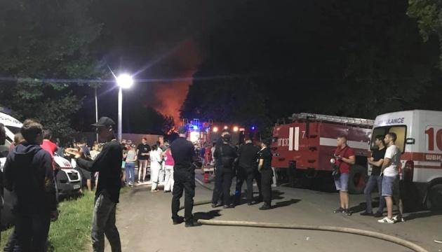 Odessa: Sechs Menschen sterben bei Brand in psychiatrischer Klinik