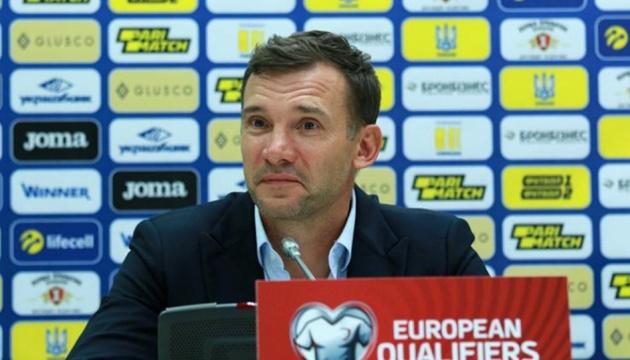 Збірна України здобула дуже важливі очки у важкому матчі - Шевченко