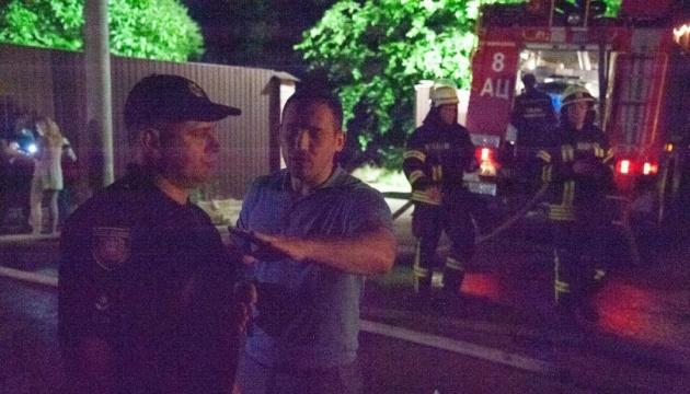 Пожежа у психлікарні Одеси: поліція відкрила кримінальні справи