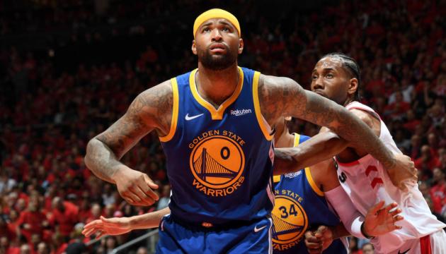 """""""Торонто"""" зберігає лідерство у фінальній серії НБА після 5 ігор із """"Ворріорс"""""""
