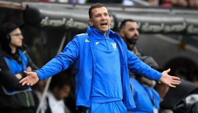 Андрей Шевченко объявил состав на матчи против Литвы и Португалии