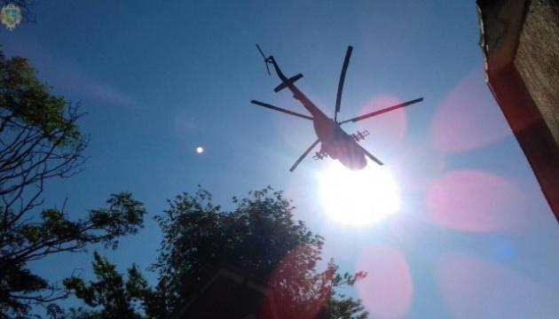 У Бродах попрощалися з пілотами вертольота, який розбився 29 травня