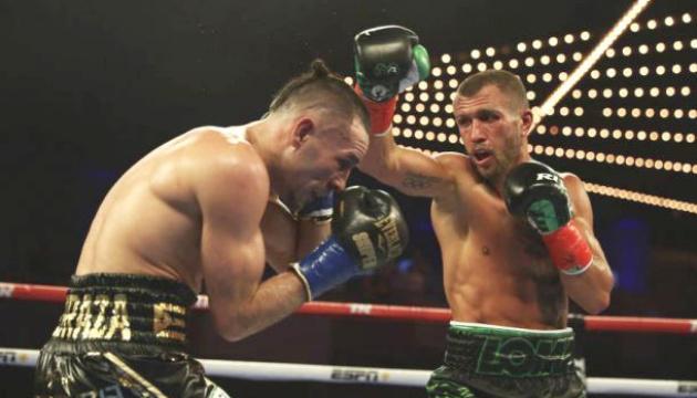 Колишній суперник Ломаченка виключений з рейтингу WBC