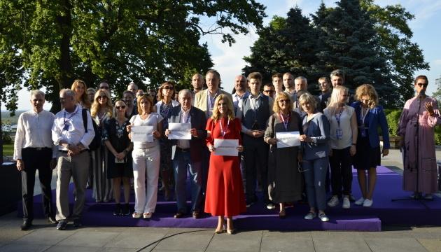 Гандзюк посмертно стала лауреатом міжнародної премії