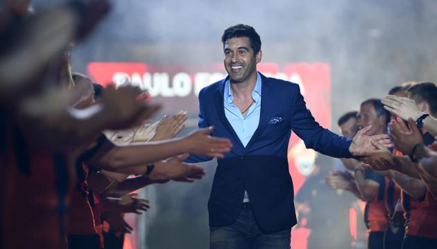 Paulo Fonseca verlässt FC Shakhtar Donetsk