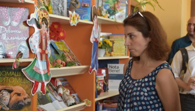 Делегація представництва ЄС відвідала лікарню та гімназію на Донеччині