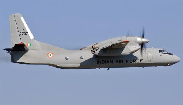 Українська делегація в Індії обговорила модернізацію літаків Ан-32