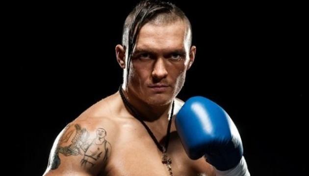 Боксерський бій Усик - Такам може відбутися у вересні