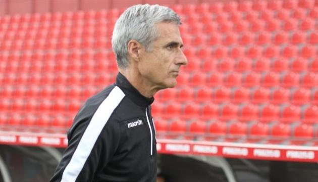 Сьогодні Каштру стане новим головним тренером