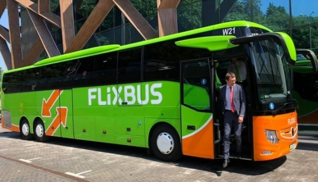Low-cost bus carrier FlixBus enters Ukraine