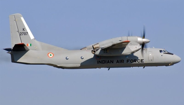 Ukrainian delegation in India discusses An-32 modernization