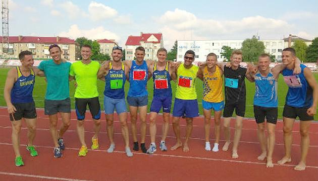 Легкоатлети Буйненко та Іваницький вибороли путівки на командний ЧЄ в Луцьку