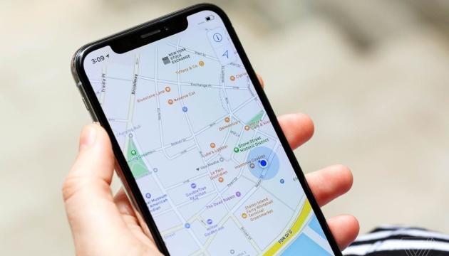 Google Maps тестує функцію для захисту пасажирів таксі