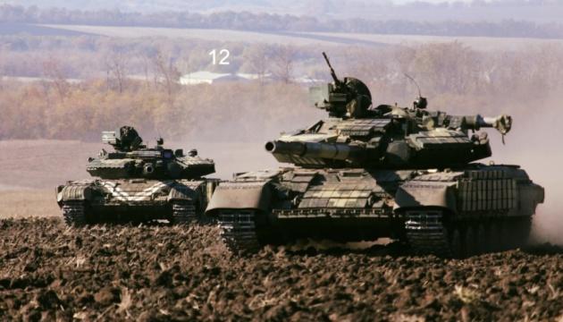 На Черниговщине формируют новый танковый батальон