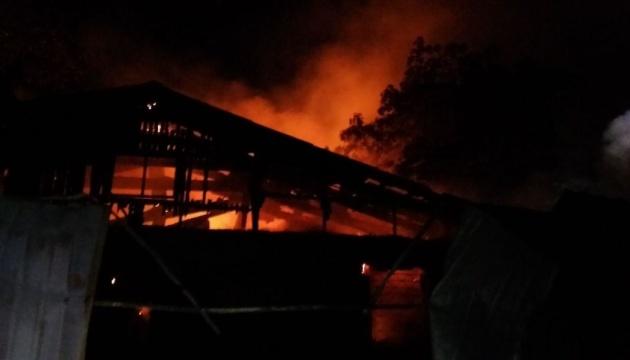Пожежа в Одеській психлікарні: зросла кількість жертв