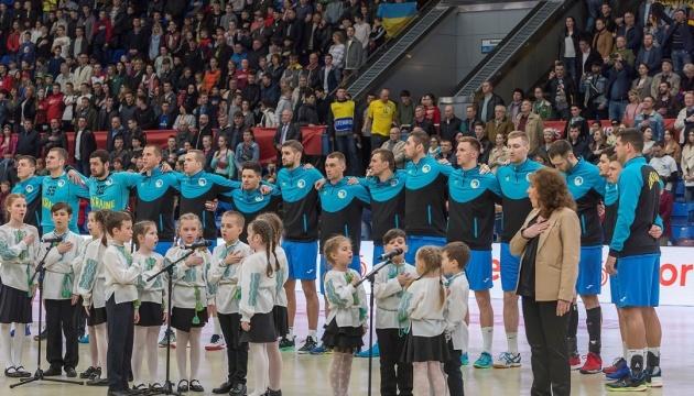 Гандбол: Україна зіграє з Данією у відборі на чемпіонат Європи