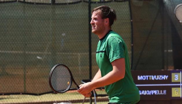 Ужиловський програв 4-им сіяним на старті парного турніру ATP в Колумбусі
