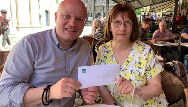 Українки з Великої Британії передали гроші на лікування українських воїнів