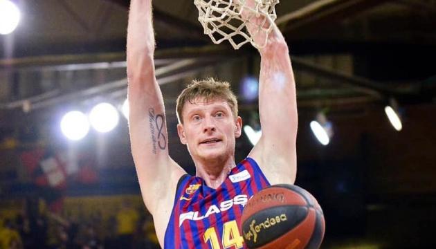 """Пустовий з """"Барселоною"""" вийшов у фінал чемпіонату Іспанії з баскетболу"""