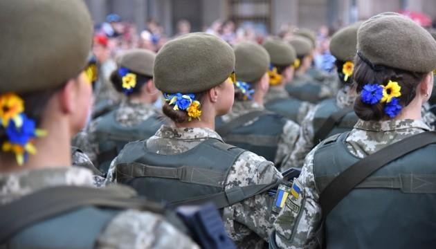 На Донбасі за час агресії РФ загинули шість жінок-військових, 26 зазнали поранень