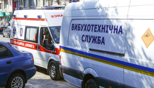 В Борисполе произошел взрыв в жилом доме, есть пострадавший