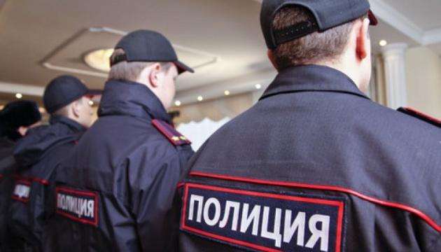 У Москві на акції затримали вже понад 200 осіб