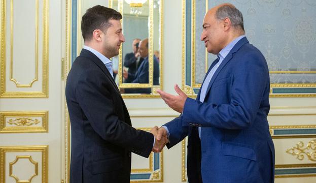 Україна хоче посилити співпрацю з ЄБРР - Зеленський
